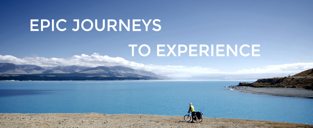 What is a good place to travel to on an epic journey?
